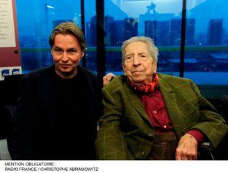 Portrait : Thierry Lancino / Reportage : Le disque Henri Dutilleux avec l'Orchestre Philharmonique de Radio France