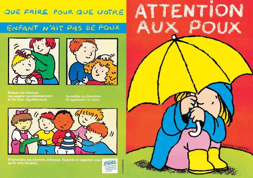 Fabulous Les poux : le calvaire de nombreux parents en Gironde OV33