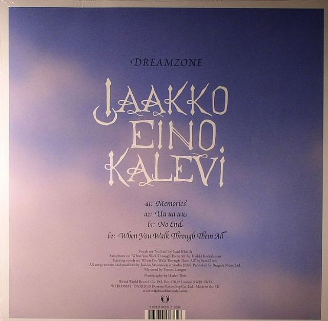 dreamzone » de Jakko Eino Kalevi.