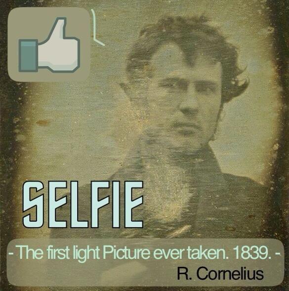 Le premier Selfie