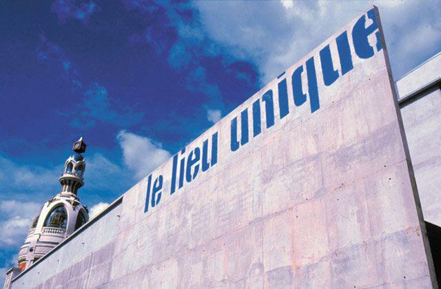 Le lieu Unique Nantes