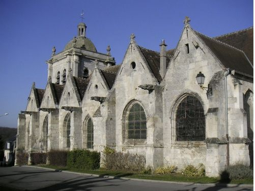 Tracy-le-Mont - Eglise