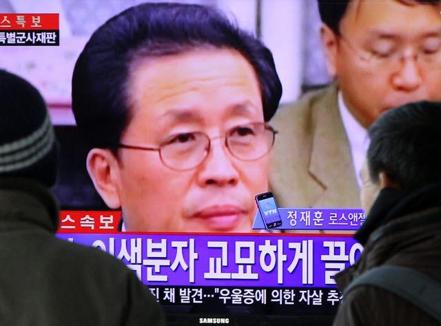 Exécution Corée du Nord