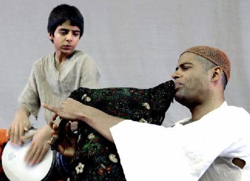 Iran, SAEID SHANBEHZADEH, Cornemuse - Jean-Paul Raffit et l'Orchestre de Chambre d'Hôte