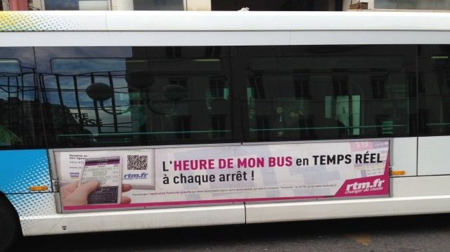 RTM bus Marseille