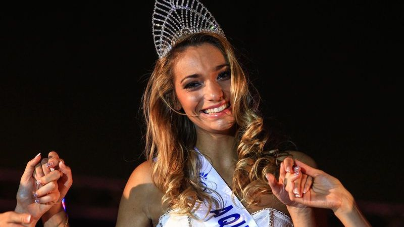 Camille Gafa Miss Bordeaux et Miss Aquitaine sacrée en octobre à Mios
