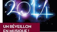 Soirée du réveillon : un grand concert gratuit entre classique, jazz, chanson et musiques du monde.