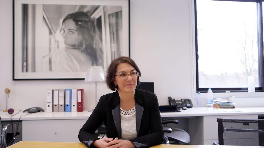 Nathalie Balla, présidente de La Redoute, est desormais la repreneuse de la marque avec Eric Courteille