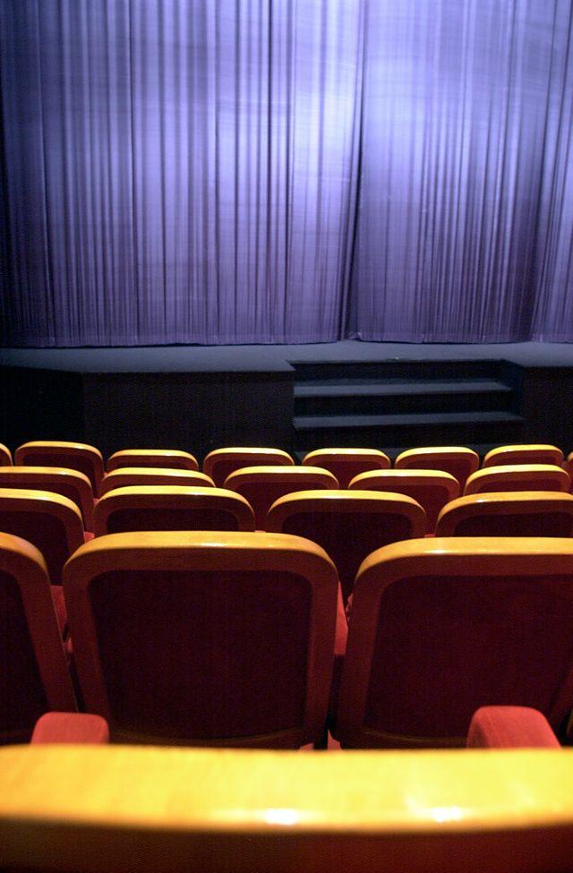 Aubervilliers - salle du théâtre