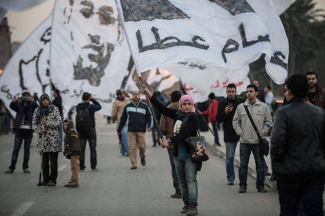 L'Egypte est le théâtre de violences politiques quasi quotidiennes depuis le renversement du président Morsi.