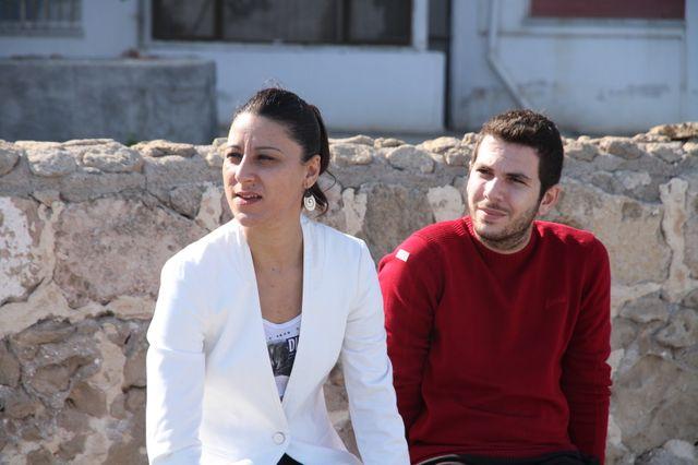 Yiannis et Ceren > la ville fantôme