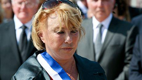 Maryse Joissains, maire UMP d'Aix-en-Provence