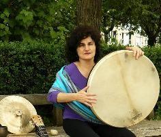 Roula Safar mezzo soprano, poétesse, musicienne