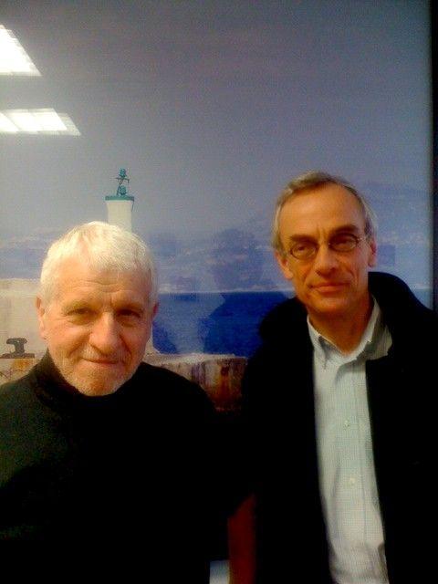 Alain Laurent et Etienne Noël