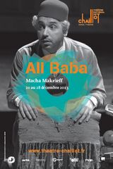 Macha Makeïeff - Ali baba au théâtre de Chaillot
