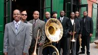 Jazz Trotter : Rebirth Brass Band
