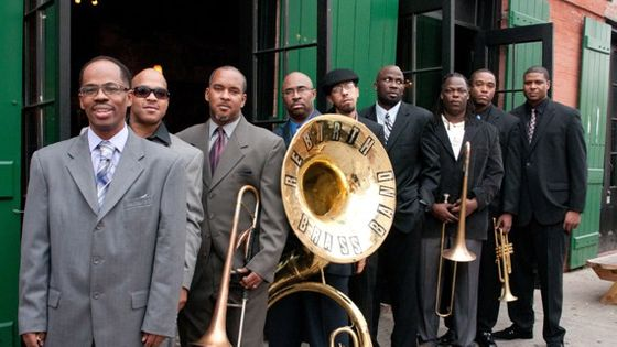 The Rebirth Brass Band ©Jeffrey Dupuis