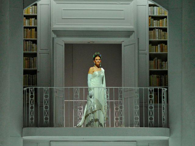 Katherine Manley interprète Eliza Doolittle dans My Fair Lady, mise en scène par Robert Carsen