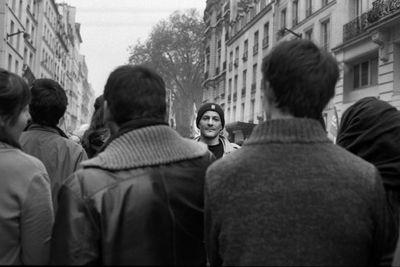 Eric Waroquet, psychanalyste la société face aux invisibles