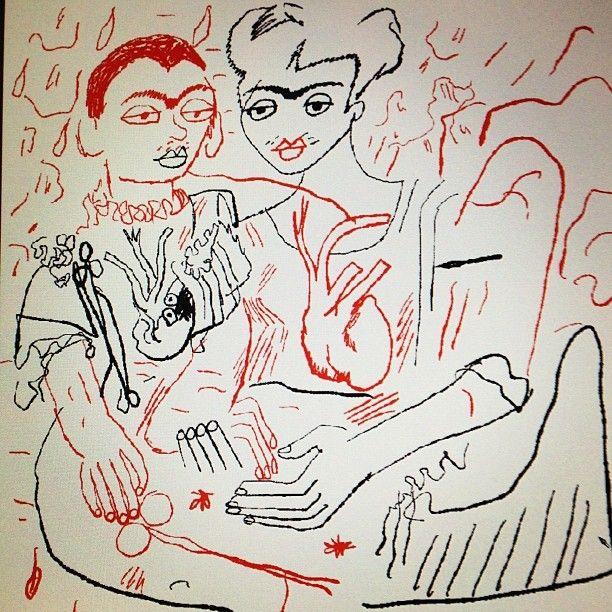 Why do I hate you, Frida Kahlo ?
