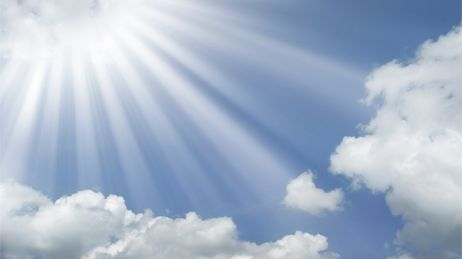 Un soleil radieux sur le département