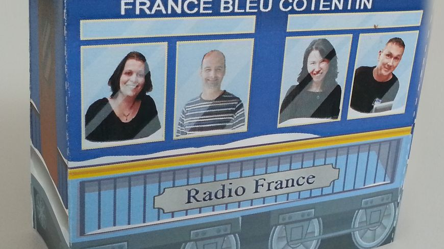 Le wagon France Bleu Cotentin