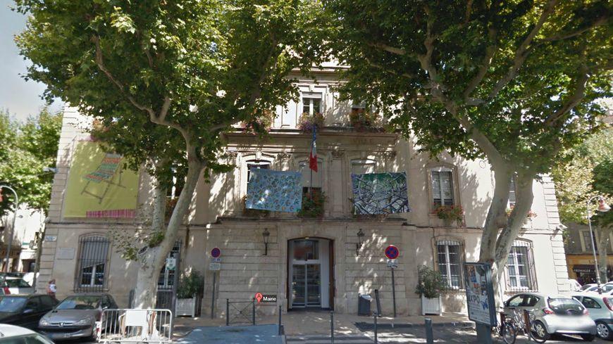 Hôtel de ville de Carpentras
