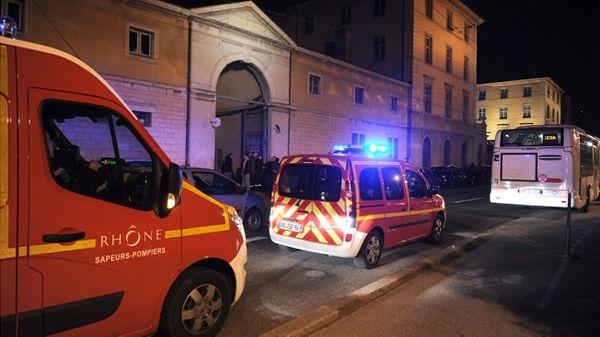 Glissement de terrain à Lyon : 80 personnes évacuées du Conservatoire