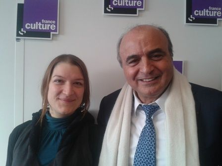 Isabelle Druet et Jean Abitbol