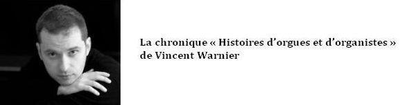 bannière titre / Vincent Warnier