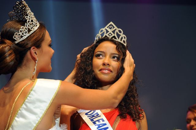 Flora Coquerel, la nouvelle miss france