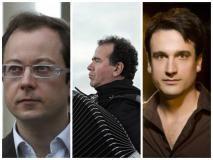Guillaume Connesson, Richard Galliano, Baptiste Trotignon