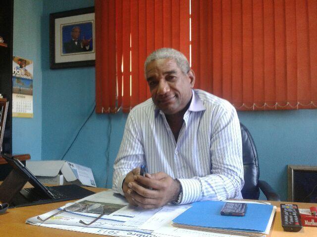 Mario Viaud, le fondateur de Signal FM.