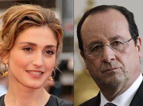 François Hollande Julie Gayet