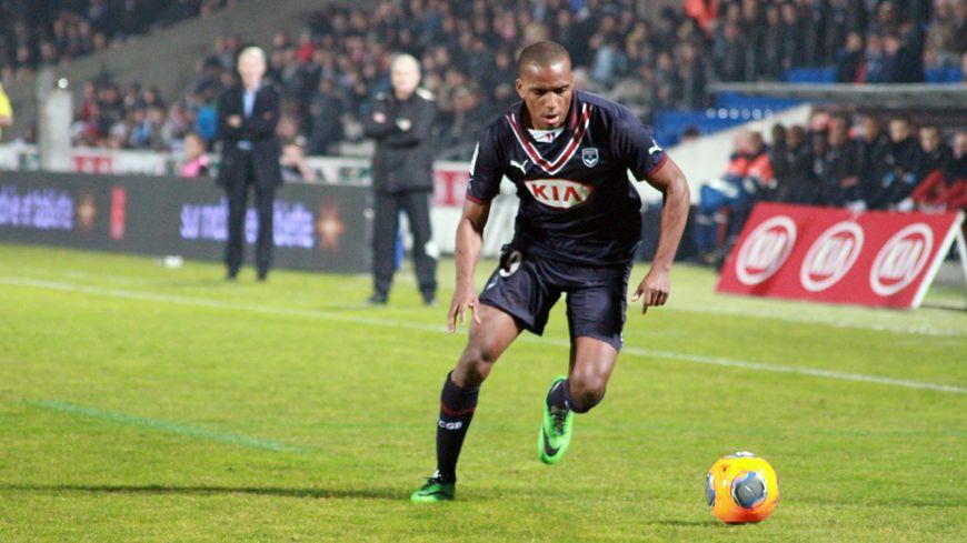 Nicolas Maurice-Belay a marqué le deuxième but de Girondins à Nice