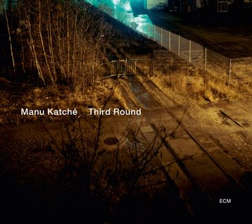 Visuel CD - Third Round - Manu Katché