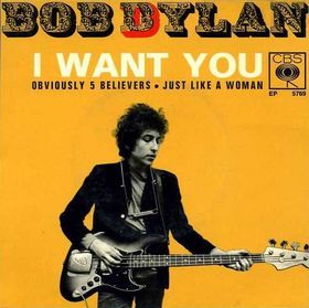 bob dylan i want you