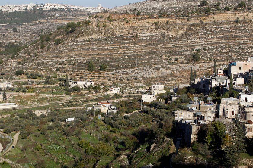 Le village de Battir