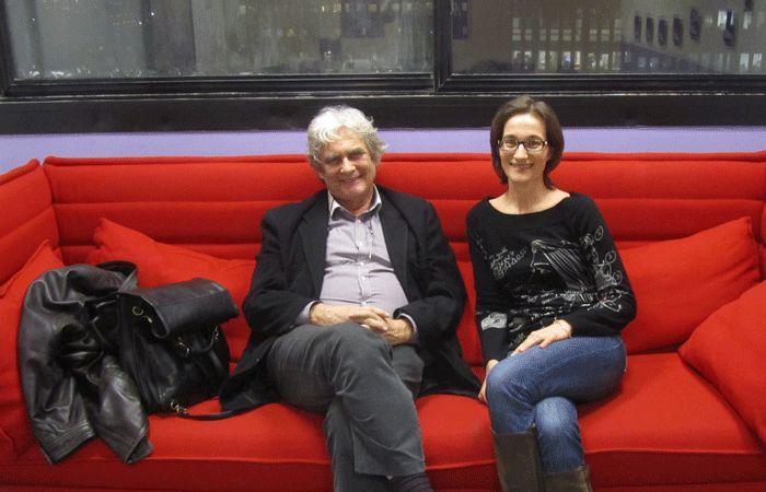 Patrick Viveret et Cécile Philippe