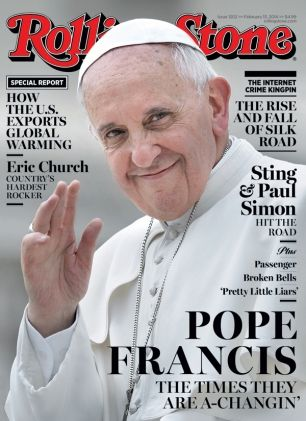 Une rolling stone