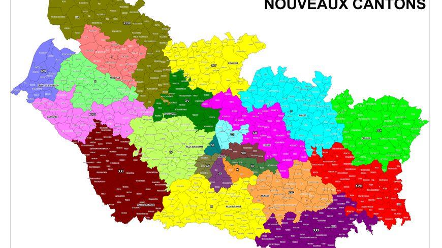 De nouveaux cantons dans la Somme