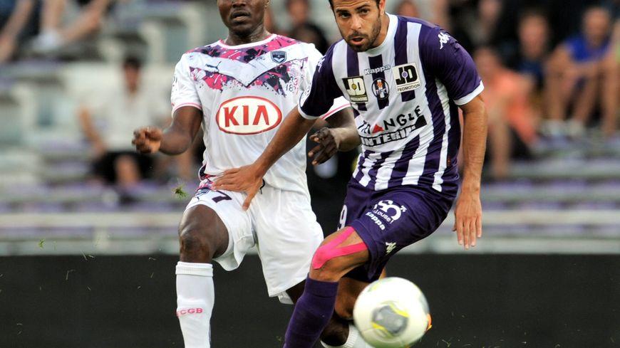 Le 17 août 2013, Toulouse recevait Bordeaux pour la 2e journée de Ligue 1, match nul (1-1) après 90 minutes.