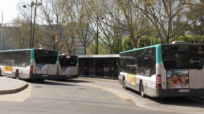 Clone of Bus RATP Paris