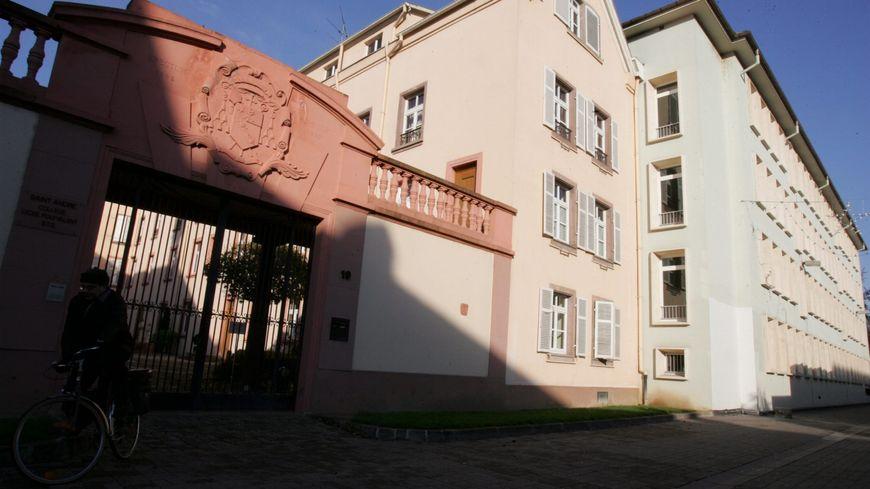 Collège lycée Saint André Colmar