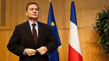 L'ancien ministre et maire de Donzère dans la Drôme Eric Besson.