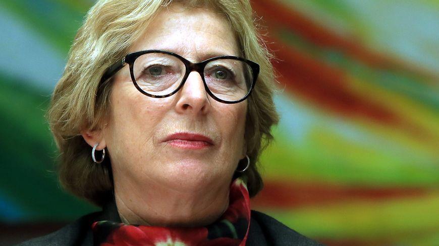 Geneviève Fioraso, ministre de l'enseignement supérieur et de la recherche 5 déc 2013