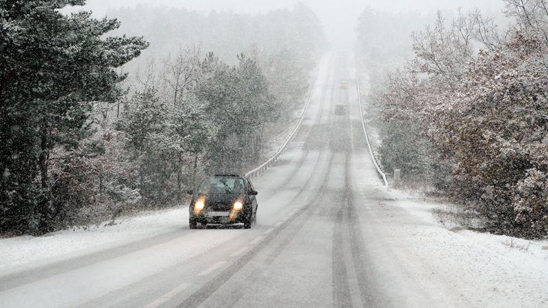 vaucluse neige