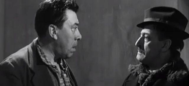 """Fernandel et Totò dans """"La loi, c'est la loi"""" (1958)"""