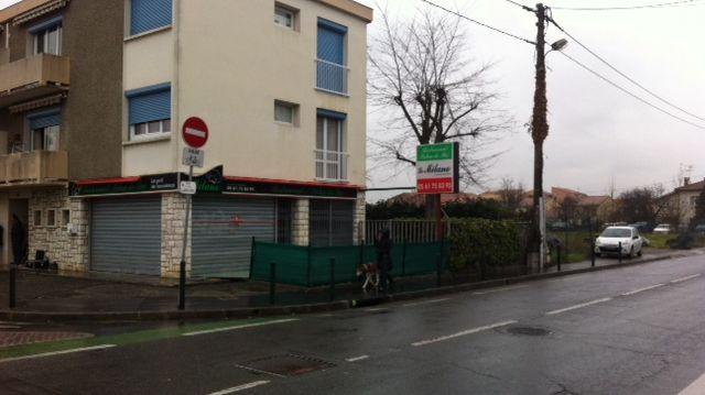 """Fusillade Toulouse - Pizzeria """"Le Milano """" route de Launaguet"""