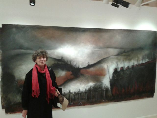 Thérèse Bisch - Exposition Fusillés pour l'exemple